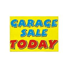 garage sale today 5'x7'Area Rug
