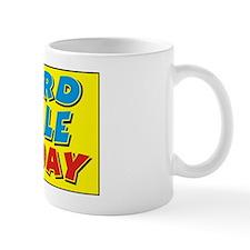 yard sale today Mug