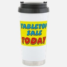 tabletop sale today Travel Mug