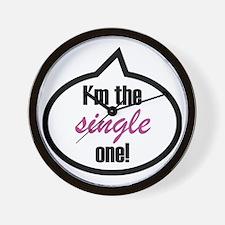 2-Im_the_single Wall Clock