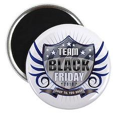 Team black Friday Shield_light2010 Magnet