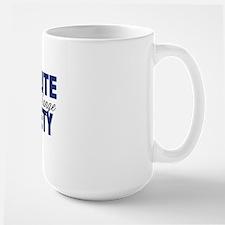 Absolute Sobriety Large Mug