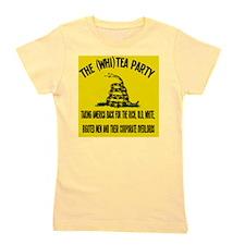 Whi-Tea Party Girl's Tee