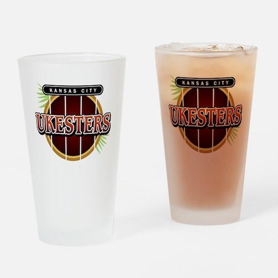 UKE4dark Drinking Glass