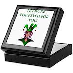 pop psych Keepsake Box