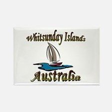 Whitsunday Islands Rectangle Magnet