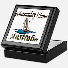 Whitsunday Islands Keepsake Box