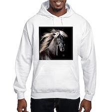 choco_horse_rnd Hoodie Sweatshirt