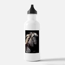 choco_horse_sticker Water Bottle