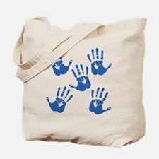 handprintBack Tote Bag