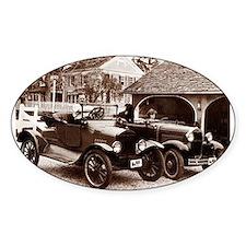 VintageAuto Decal