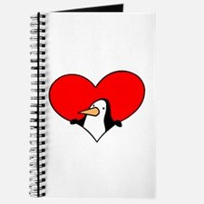 Valentine Penguin Journal