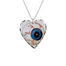 eye teddy Necklace