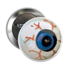 "eye teddy 2.25"" Button"