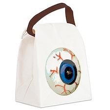 eye teddy Canvas Lunch Bag