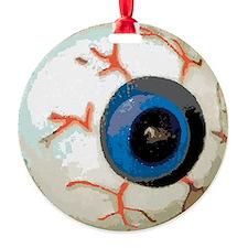 eye teddy Ornament