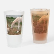 palomino_friends_mpad Drinking Glass