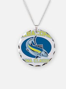 albacore tuna classic Necklace