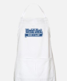 """World's Best Son-in-Law"" BBQ Apron"