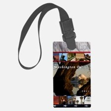 front cover calendar Luggage Tag