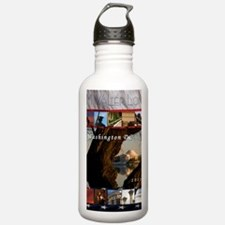 front cover calendar Water Bottle