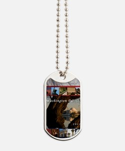 front cover calendar Dog Tags