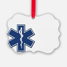 EMT Father Ornament