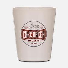 Vintage Cafe Racer Shot Glass