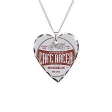 Vintage Cafe Racer Necklace