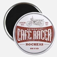 Vintage Cafe Racer Magnet