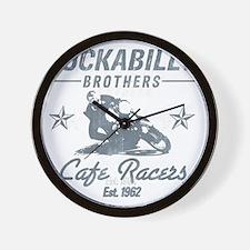 Rockabilly Wall Clock
