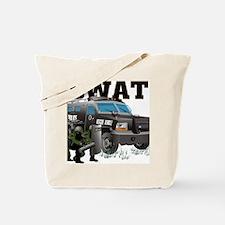 SWAT VEHICLE Tote Bag