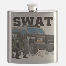SWAT VEHICLE Flask