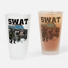 SWAT VEHICLE Drinking Glass