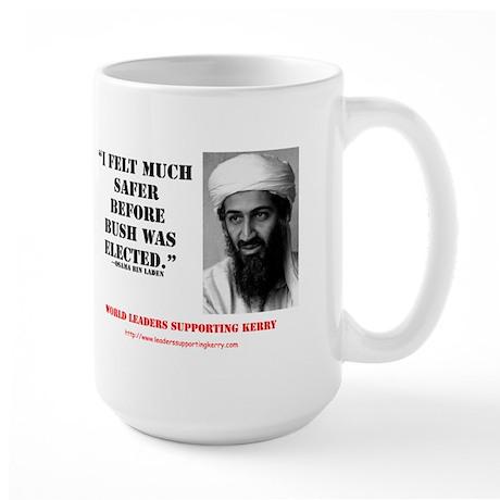Osama Large Mug