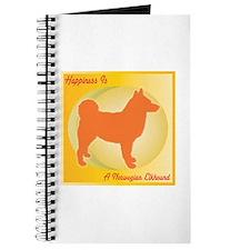 Elkhound Happiness Journal
