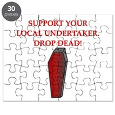 sick drop dead insult joke Puzzle