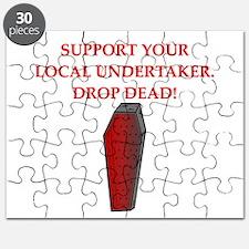 sick drop dead insult joke Puzzle