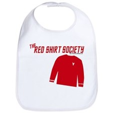 Red Shirt Society Bib