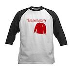 Red Shirt Society Kids Baseball Jersey