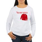 Red Shirt Society Women's Long Sleeve T-Shirt