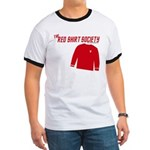 Red Shirt Society Ringer T