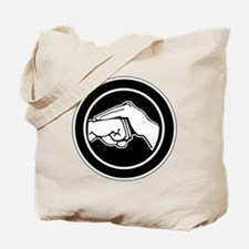 Kenpofistblack Tote Bag