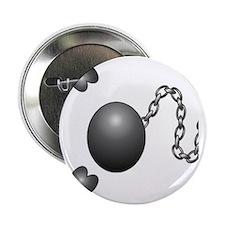 """Ball1 2.25"""" Button"""