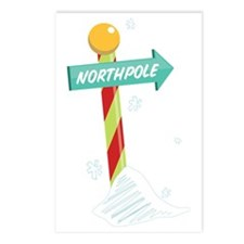North Pole Postcards (Package of 8)