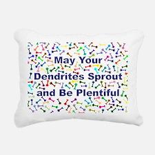 sprout Rectangular Canvas Pillow