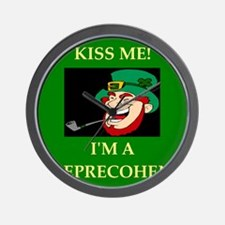 irish jewish ireland leprechaun leprecohen Wall Cl
