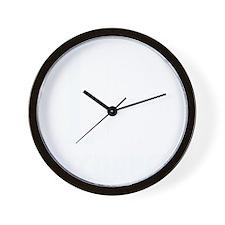 i_love_accuracy_light Wall Clock