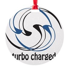 Turbo Charged Ornament