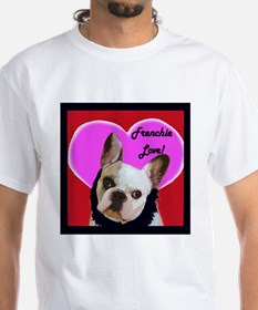 fontfrenchie love painted T-Shirt